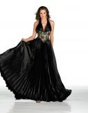 Loretty black, Rachel red